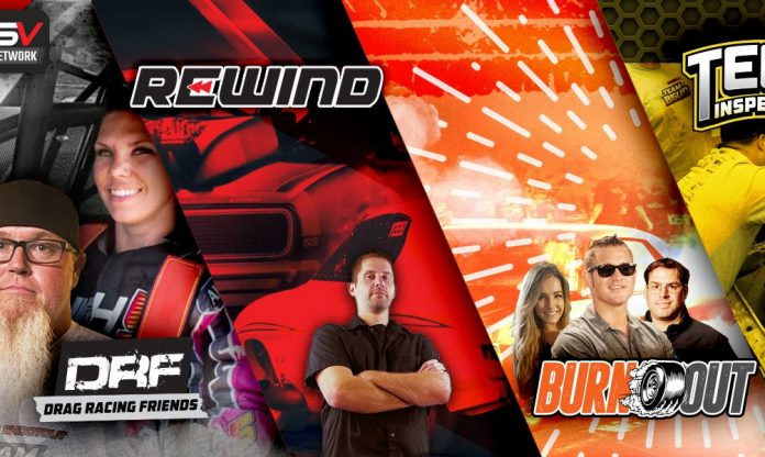 SpeedVideo Launches Four New Drag Racing-Focused Shows
