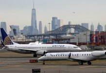 United slashes New York-area flights due to coronavirus