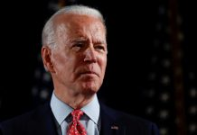 Biden says coronavirus may force Democrats to hold 'virtual' presidential convention