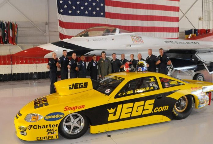 LOOKING BACK: JEG COUGHLIN REACHED NEW HEIGHTS WITH USAF THUNDERBIRDS