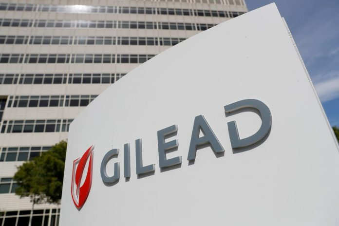 Report says COVID-19 patients respond to Gilead's remdesivir, shares surge