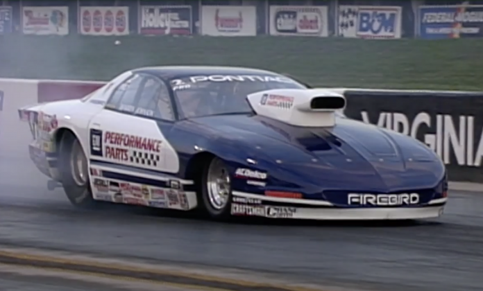 WJ Eclipses Pro Stock's 200 MPH Barrier