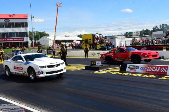 NHRA'S PLAN TO RACE LODRS EVENTS IN MAY STILL A FLUID SITUATION