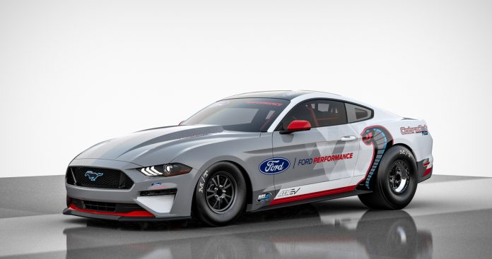 FORD INTRODUCES FIRST ALL-ELECTRIC COBRA JET