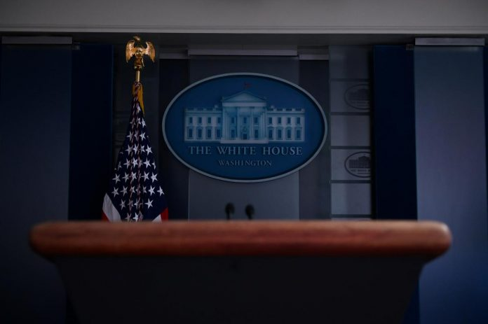 Trump reverses course on briefings, to update on testing