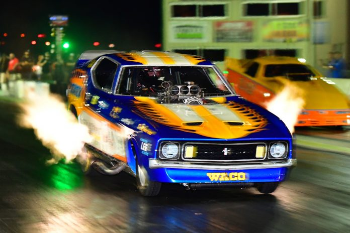 FUNNY CAR CHAOS AND BANGSHIFT.COM LAUNCHING CHAOS LIVE STREAM
