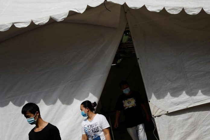 Singapore to ease some coronavirus curbs over next few weeks