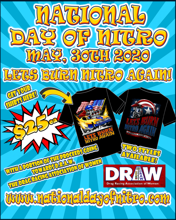 TAKE NOTICE! NATIONAL DAY OF NITRO COMING