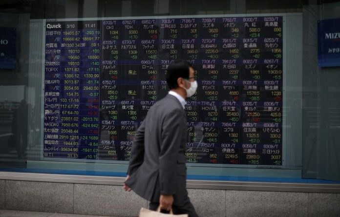 Dollar firm but stocks, oil under pressure as U.S.-China tensions rise