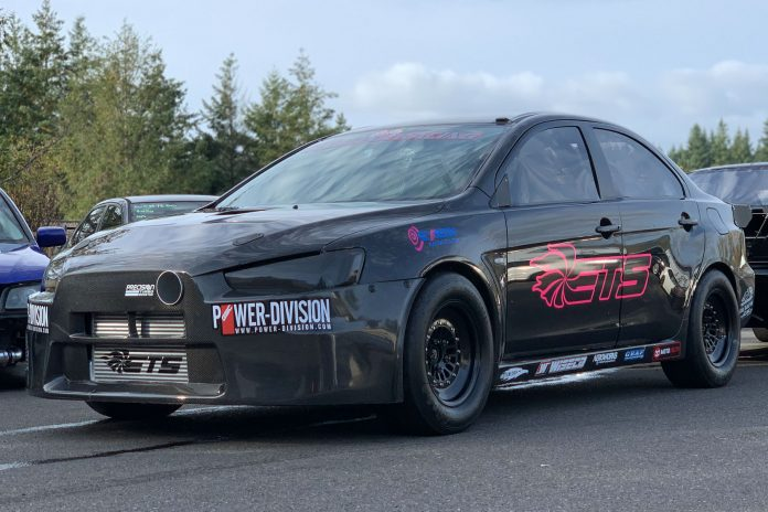 The Story Of The Worlds First 7-Second EVO-X