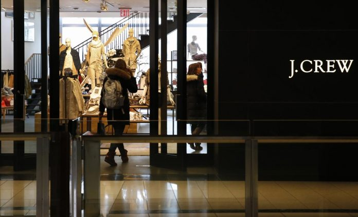 J. Crew files for bankruptcy as preppy retailer succumbs to COVID-19 fallout