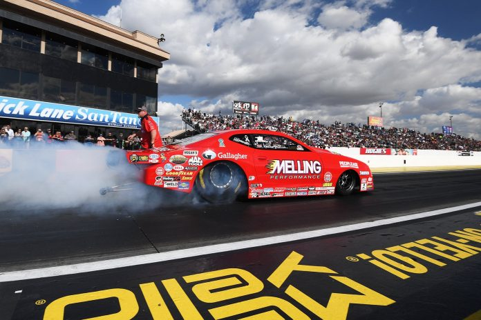 NHRA Postpones Mello Yello Series Return To August
