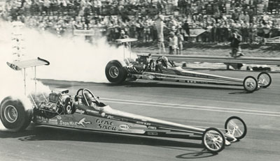 CLASSIC VIDEO: 1972 NHRA SPRINGNATIONALS