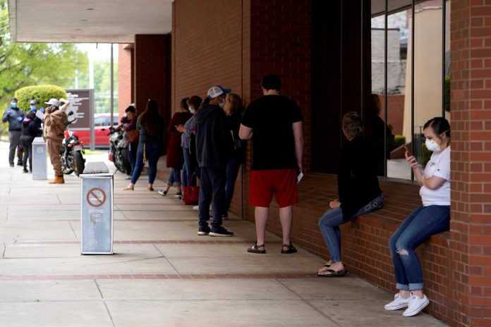 Great Depression-like U.S. job losses, unemployment rate expected in April