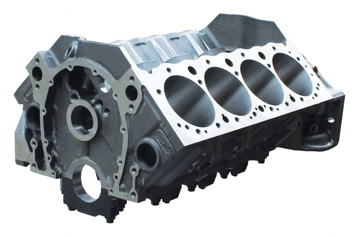 M2 Small- and Big-Block Chevy Castings