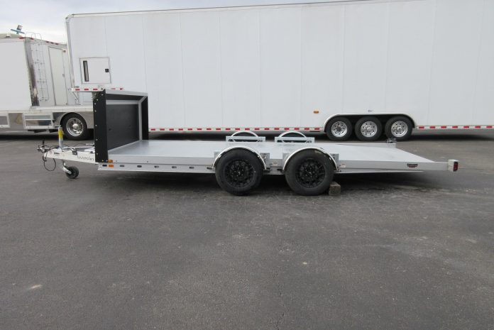 Futura's Sleek Tandem Low Loader Trailers
