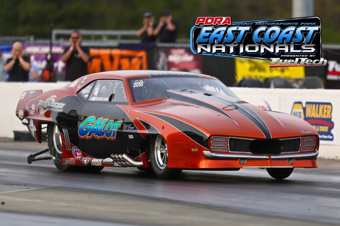 PDRA ANNOUNCES PLAN TO RETURN TO COMPETITION