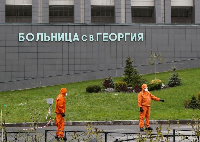 Russia to investigate safety of ventilators after hospital fire kills five