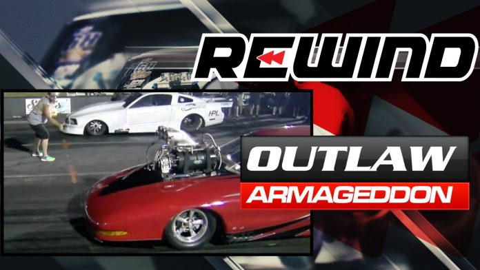 SpeedVideo REWIND Episode 5: Top Outlaw Armageddon Moments