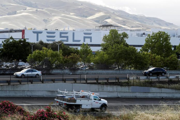 Trump wants California to let automaker Tesla reopen assembly plant
