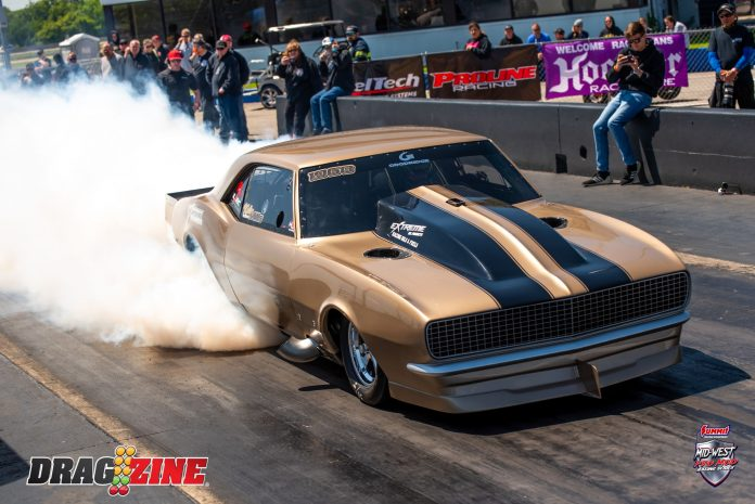 Drag Racing is Back! The Throwdown In T-Town Goes Down At Tulsa