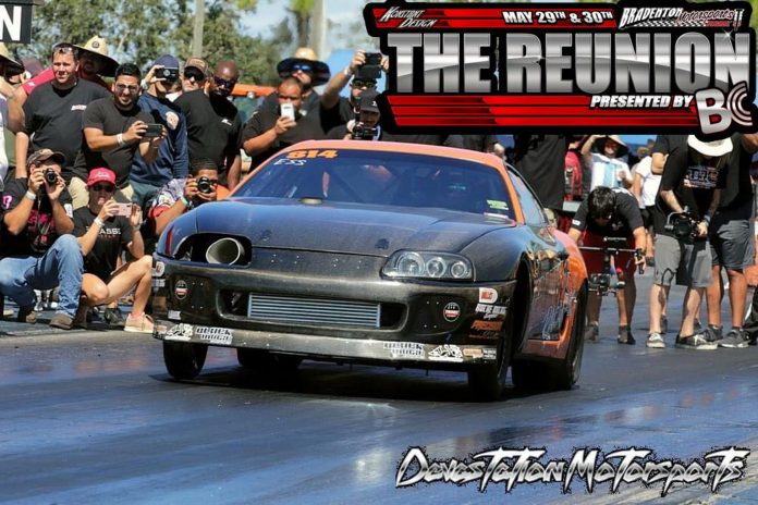 The Reunion Is Coming To Bradenton Motorsports Park