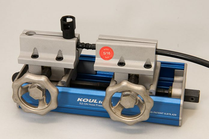 Nylon Fuel Lines Made Easy Thanks To Koul Tools