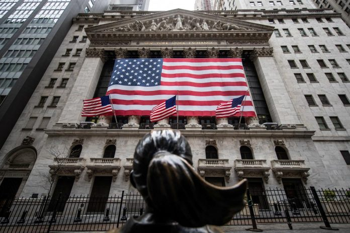 Wall Street finishes down as U.S.-China tensions heighten trade deal worries