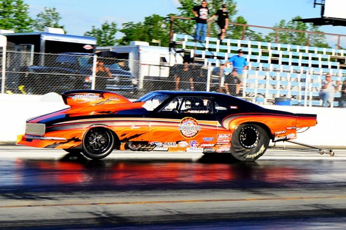 PDRA RELEASES SEVEN-RACE REVISED 2020 SCHEDULE