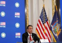 New York governor meets with Trump to push for infrastructure investment