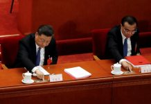 China parliament advances Hong Kong security law as U.S. tensions rise