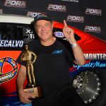 JOHN MONTECALVO SITTING OUT THIS WEEKEND'S PDRA EVENT
