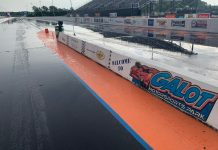 FRIDAY QUALIFYING WASHED OUT FOR PDRA OPENER
