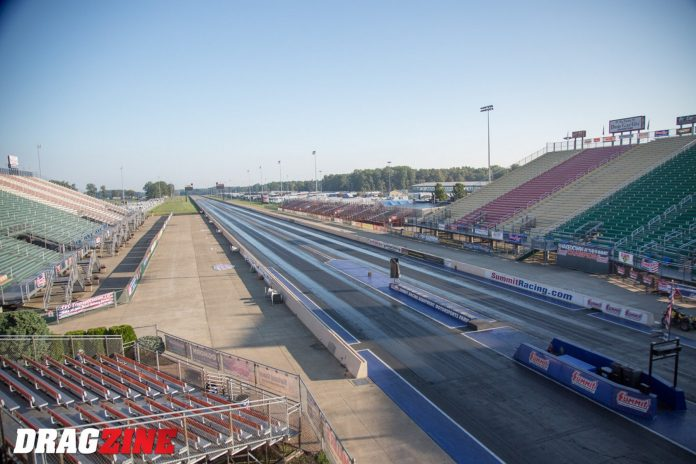 Summit Motorsports Park Reportedly Not Opening In 2020