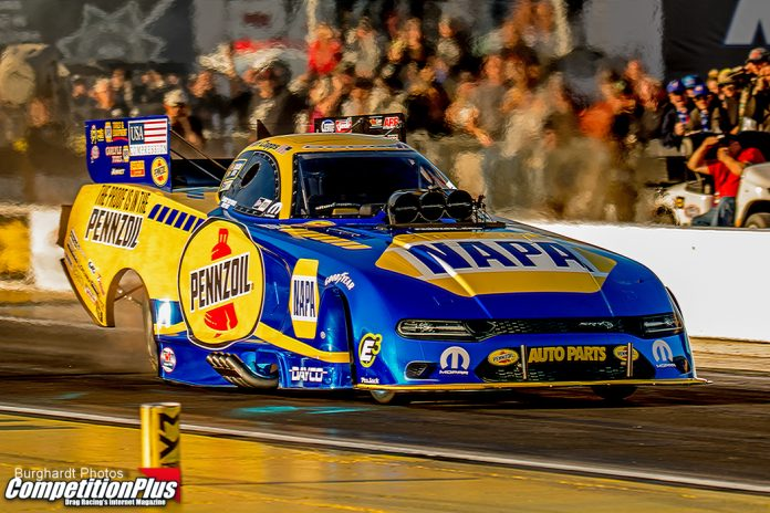 NHRA MELLO YELLO SERIES RETURNS WITH 17-RACE COMPLETION