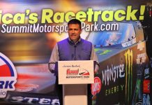 NORWALK RACEWAY PARK WILL NOT OPEN IN 2020