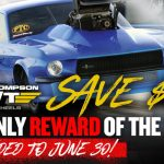 Mickey Thompson Extends Its Drag Racing Tire Rewards Program