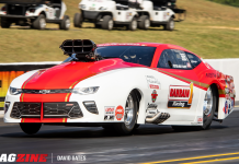 NHRA Announces Revised Pro Mod Schedule, Will Resume July 18-19