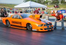 Johnny Pluchino Ready For Another PDRA Win At Darlington
