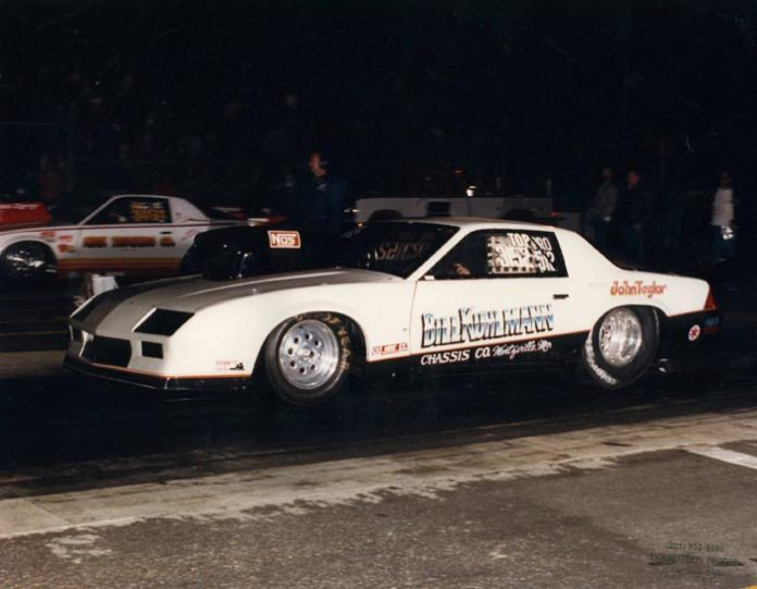 KUHLMAN'S 200 MPH DOORSLAMMER RUN WILL FOREVER BE AN ICONIC DRAG RACING MOMENT