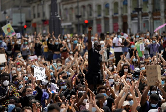 Voices from the streets; why protesters are marching the world over