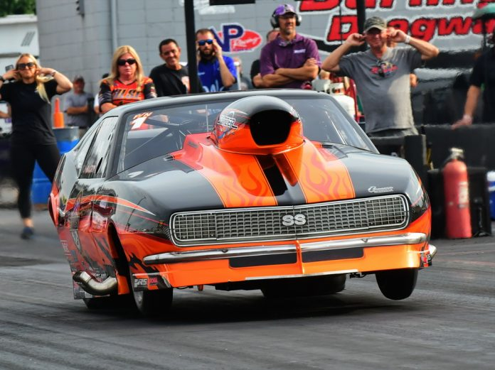 HALSEY, HARRIS, CARR PACE FIRST-DAY PDRA QUALIFYING IN DARLINGTON