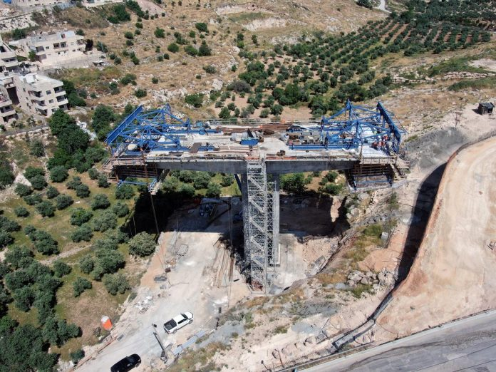 Exclusive: Israel builds new Jerusalem road that will link settlements as government weighs West Bank annexation