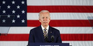 Biden focuses on economic recovery in battleground state trip