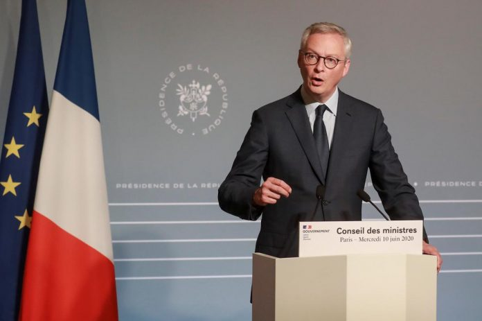Europe threatens digital taxes without global deal, after U.S. quits talks