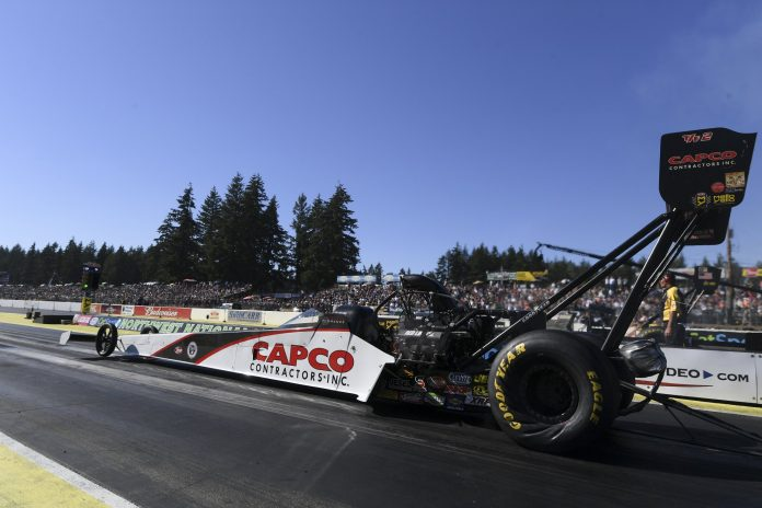 NHRA Northwest Nationals In Seattle Cancelled