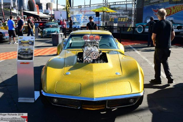 AUTOMOTIVE AFTERMARKET INDUSTRY PREPARES FOR SEMA