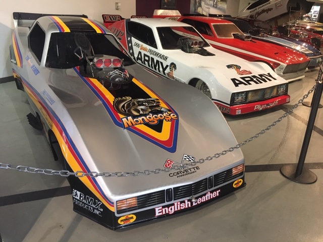 WALLY PARKS NHRA MUSEUM TO REOPEN JULY 1
