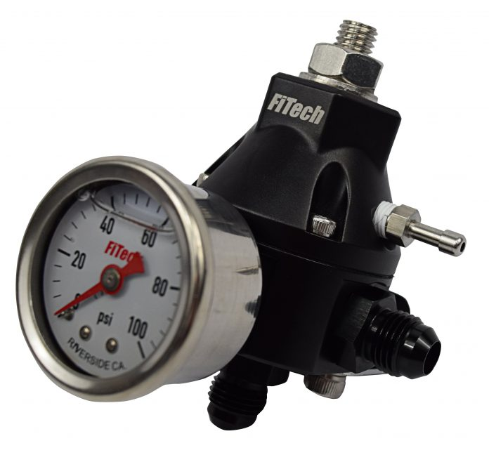 Get A Better Fuel-Pressure Regulator From Fuel Injection Technology