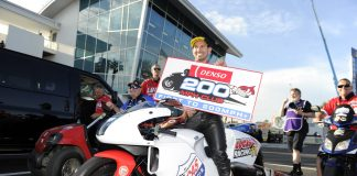 HECTOR ARANA JR. EXCITED FOR RACING TO RETURN